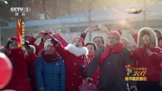 [2017央视春晚]快闪《海外华人华侨拜年》 | CCTV春晚