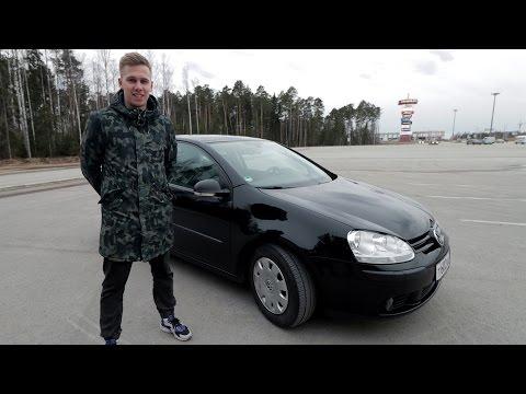 Автомобиль за 300 тысяч рублей! Golf 5 1.4