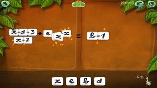 DragonBox: Algebra 12+ #4 - The game that secretly teaches algebra (iPad, iPhone, Android).