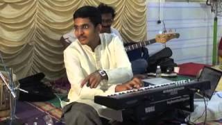 Krishna Nee Begane on Keyboard by Sathya