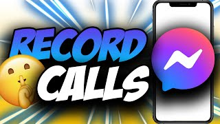 How to Record Messenger Call in iPhone (2021) ✅ Record Messenget calls screenshot 5