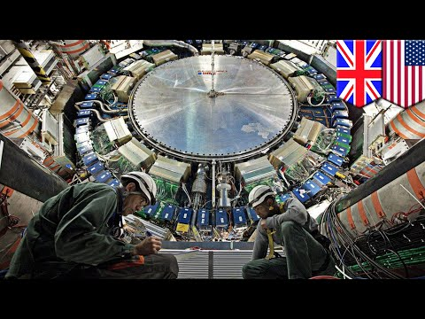 UK to invest $88million in America's mega science project - TomoNews