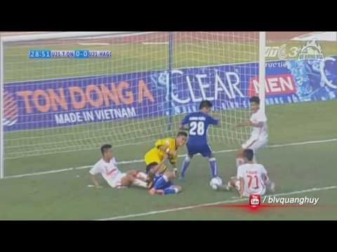 HIGHLIGHTS |  THAN QUẢNG NINH VS HOÀNG ANH GIA LAI - U21 BÁO THANH NIÊN 2016