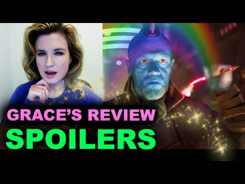 Guardians of the Galaxy Vol 2 SPOILERS Movie Review