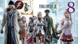 Final Fantasy XIII PC Run Part 8 - Hallways