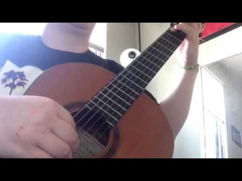Minka (Russian Traditional) by Johann Kaspar Mertz on Guitar
