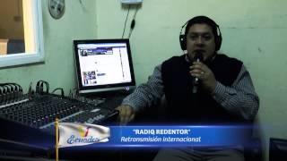 Congreso Sudamericano: Radio Redentor lista para retransmitir