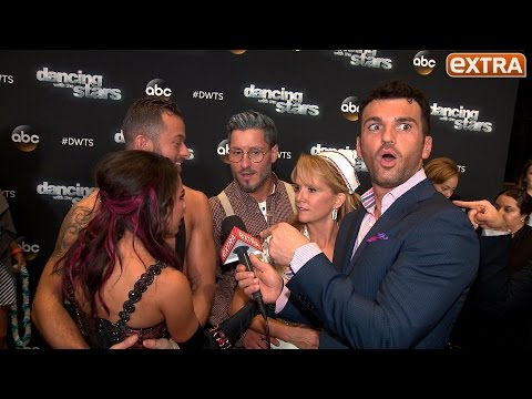 'DWTS' Week 5: Jealousy After the Couples Switch Up and Tony Dovolani is Our Correspondent!