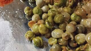 Grean Peas fry