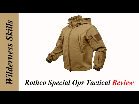 805a6029c Rothco Special Ops Tactical Softshell Jacket