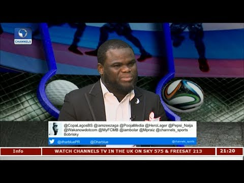 Analysing Nigeria's Qualification For 2018 World Cup Pt 3  | Sports Tonight |