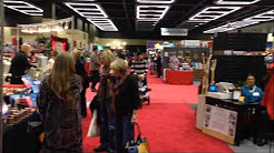 17th Annual Christmas in Seattle Gift & Gourmet Food Show highlights