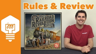 Railroad Revolution Review - JonGetsGames