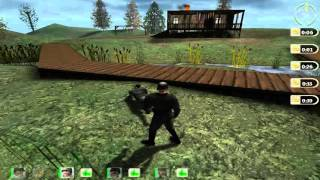 Play Hidden and Dangerous Deluxe  Germany Mission 6 Weisstahl Lake