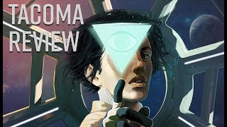 Tacoma Review - Colorful Characters Mask the Shortcomings (Video Game Video Review)