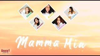 【Cover】KARA (카라) - Mamma Mia (맘마미아)  | Sweet Melody