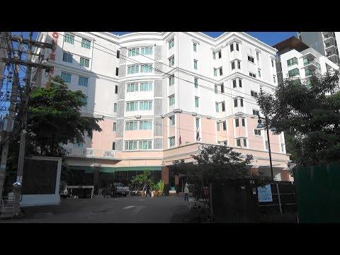 バンコクBTSプンナウィティ―駅前で850Bなら【コンビニエント・パーク・バンコク・ホテル】/Convenient Park Bangkok Hotel