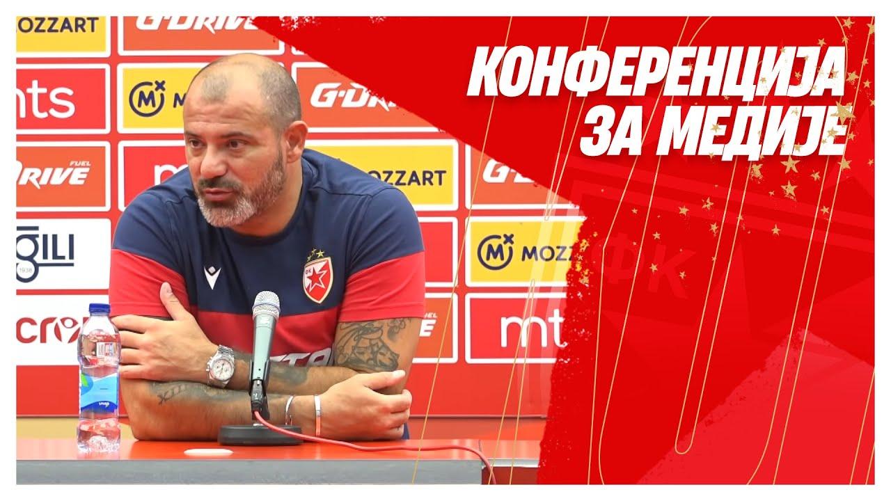 Download Stanković pred Novi Pazar: Zdravstveno stanje sve bolje