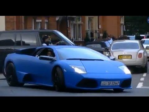 Ultimate Arab Supercar Combos of 2012