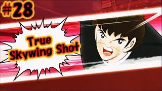 Captain Tsubasa Skill - True Skywing Shot (Roberto Hongo) #28