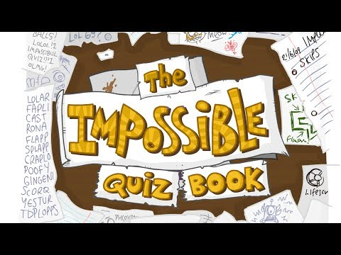 The Story of the Impossible Quiz Book