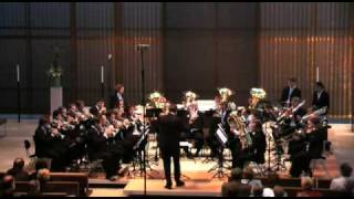Brass Band München - Abide with me - Geoff Richards