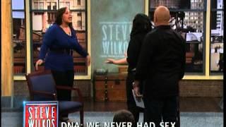 DNA: We Never Had Sex (The Steve Wilkos Show)