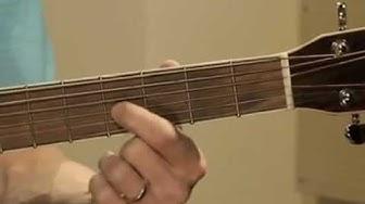 9. Viritetään kitara korvalla, ilman viritintä!