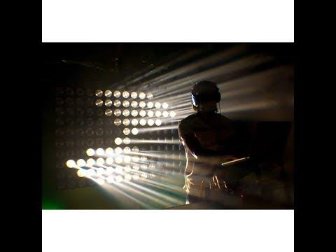 Групповая работа American Dj Matrix Beam LED