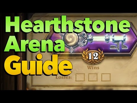 [Hearthstone] Master Arena in 8 Minutes! A Beginner's Guide