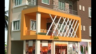 20 plus LATEST BALCONY EXTERIOR DESIGN IDEA