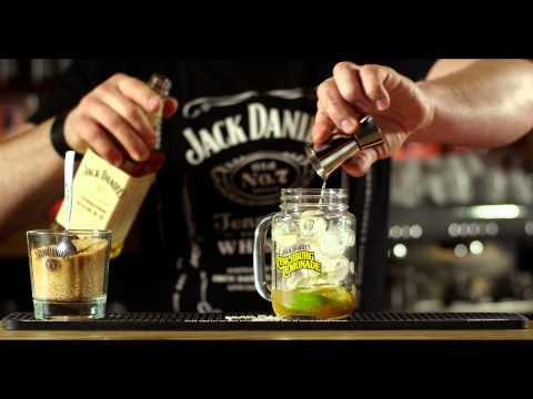 Jack Daniels Tennessee Honey Drink