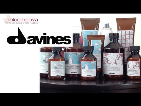 Davines Hair Care Brand and Products
