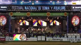 Festival Jesús María 2015 - 5º Noche - Bruno Arias - 12-01-15