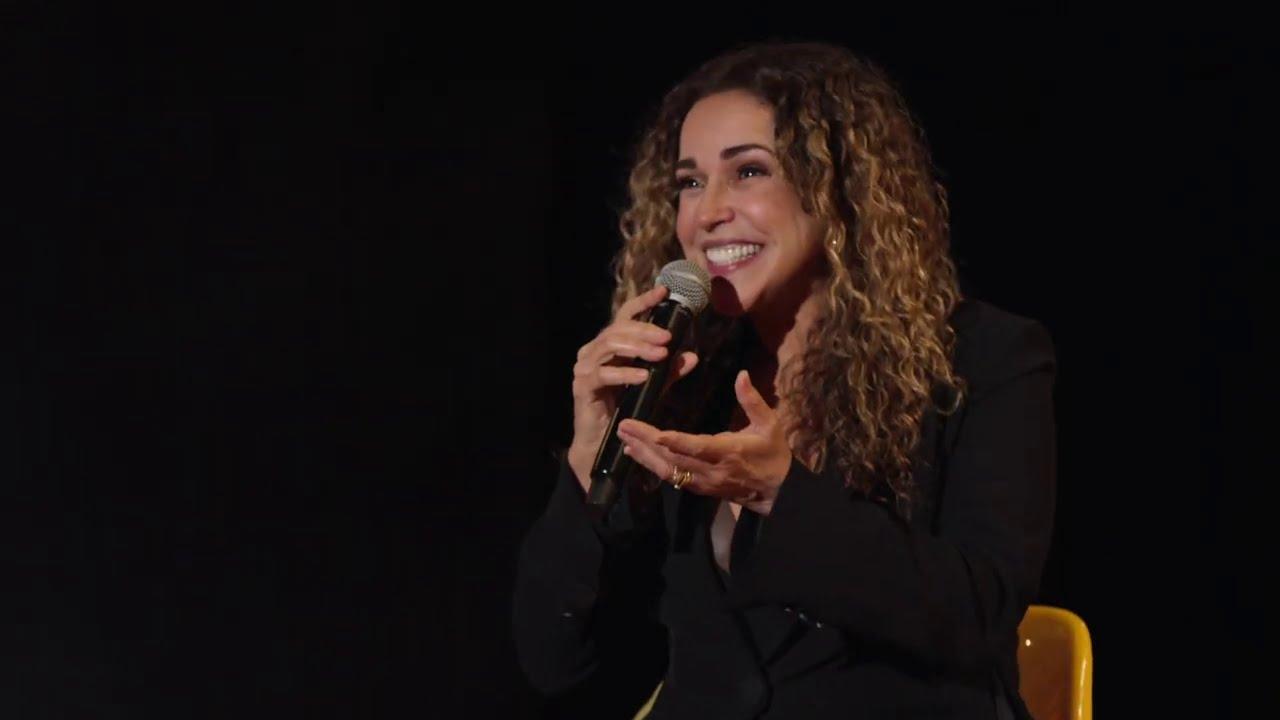 Frente a Frente: Daniela Mercury para Anaíde (Melhores Momentos)