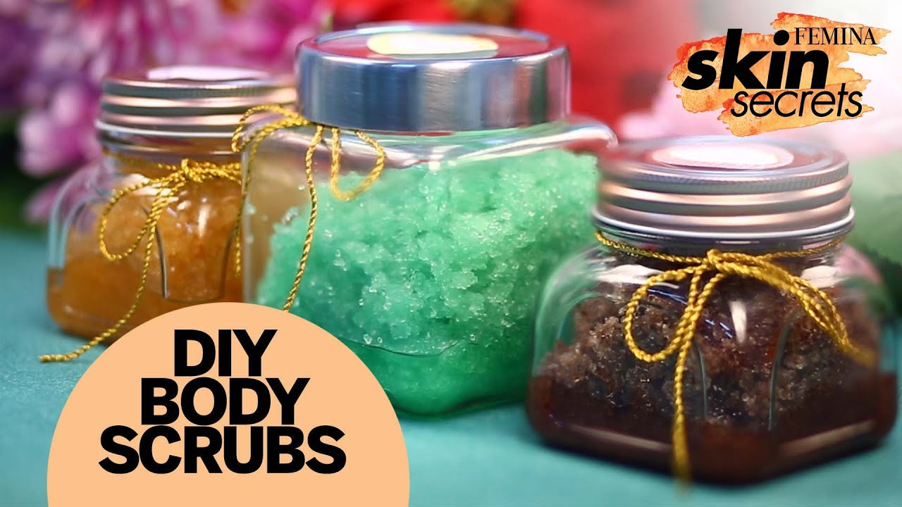 3 Diy Body Scrub How To Make Body Scrub At Home Femina Beauty