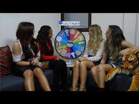 Dan and Phil's Wheel of Wonder with Little Mix | The BRIT Awards