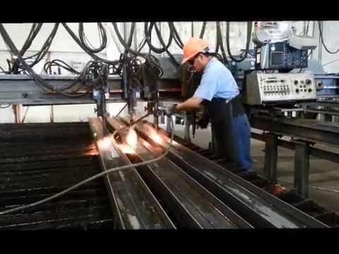 Metal Supply Inc | Structural Steel Fabrication Facility | AISC Certified