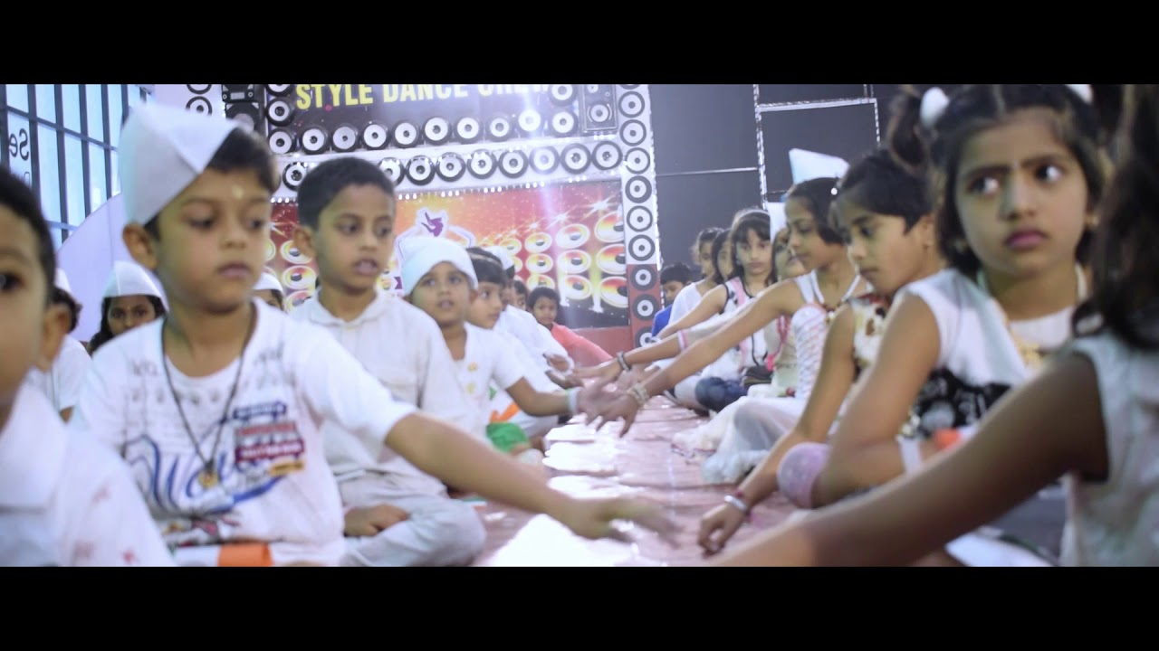 STYLE DANCE CREW SHIVAMOGGA PATRIOTISM HD VIDEO SONG