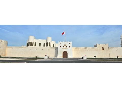1st Bahrain ITF Futures 2017 (Court 1) 22-3-2017