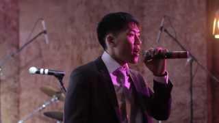 Классная песня друга на свадьбе! :-)