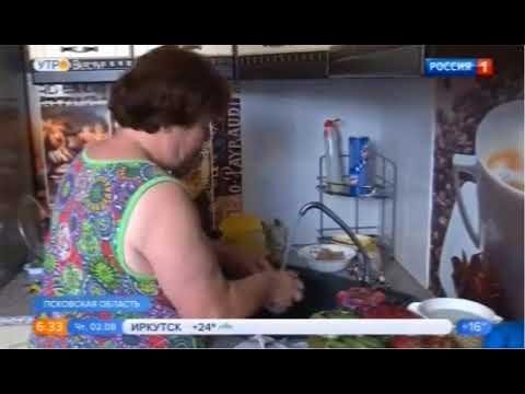 «Россия 1», «Вести», Переселение граждан из аварийного жилья в Псковской области