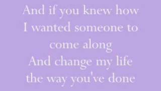 Feels Like Home by Edwina Hayes Lyrics