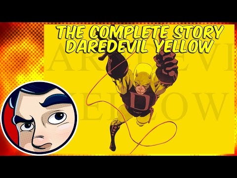 Daredevil Yellow - The Complete Story | Comicstorian