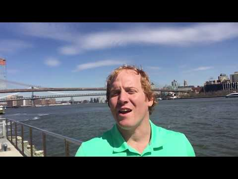 Camp Maritime Head Kayak Instructor Michael | NYC's First & Only All Water Adventure Camp