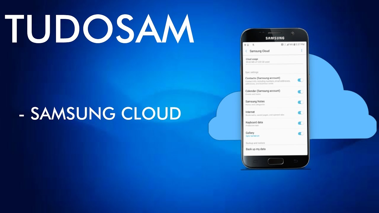 how to clear samsung cloud