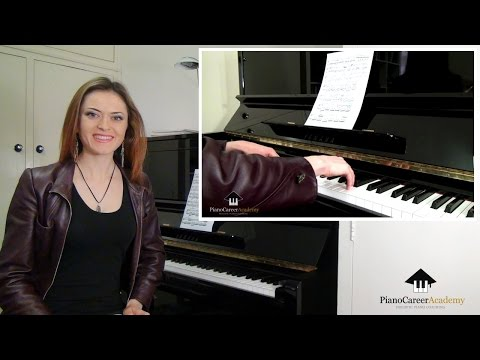 Piano Playing Tips. The Intoning Technique and the Illusion of Legato