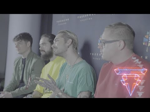 Q&A Diaries - EP11 - Tokio Hotel TV 2019 Official