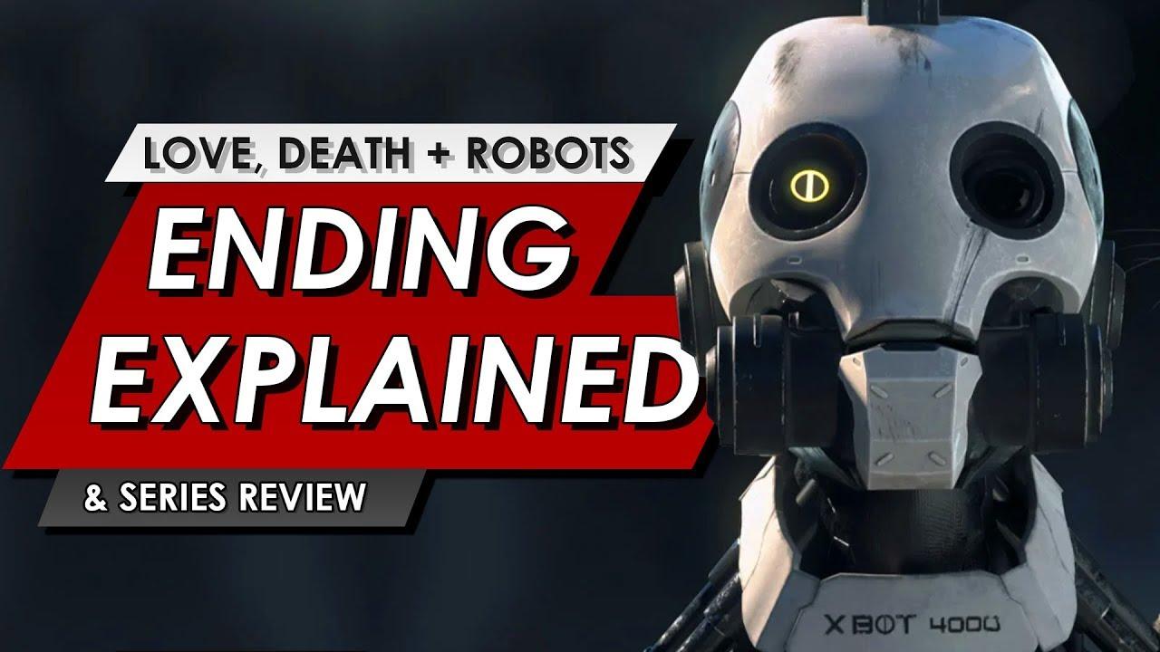 Love, Death & Robots: Ending Explained | Episode 1: Sonnie's Edge & Full  Series Review