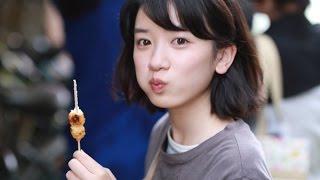 女優の永野芽郁(17)が2日、東京・吉祥寺で行われた映画「PARK...